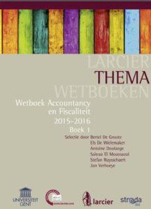 Wetboek accountancy en fiscaliteit